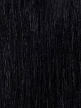 Luxe Weft Jet Black #1 Hair Extensions