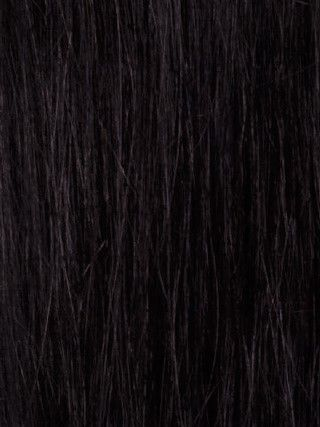 Luxe Weft Natural Black #1B Hair Extensions