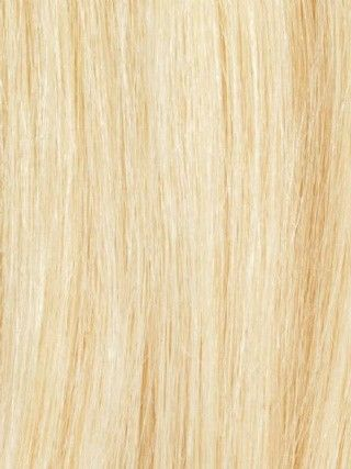 Luxe Weft Bleach Blonde #60 Hair Extensions
