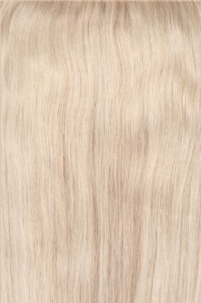 Luxe Weft Ash Blonde Hair Extensions