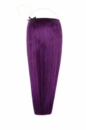 The Halo Purple Hair Extensions